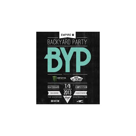 Empire Backyard Party Finals