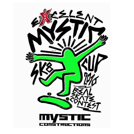 Mystic Sk8 Cup Womens Bowl