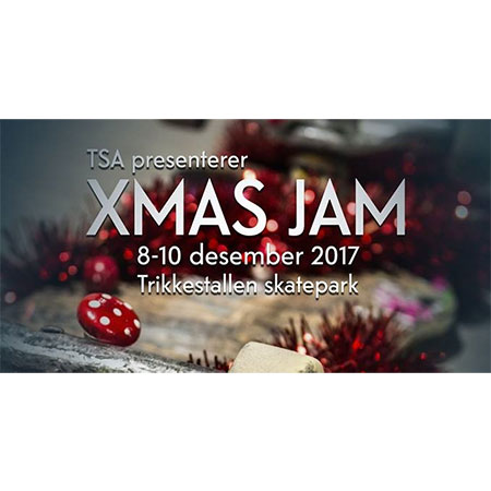 Trikkestallen Norway XMAS Jam Street Junior Qualifiers