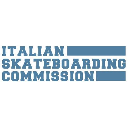 Italian Skateboarding Championships Logo